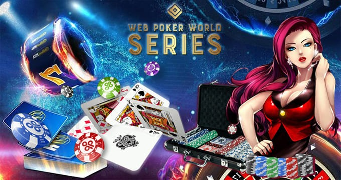 Web Poker World Series Everything About Poker